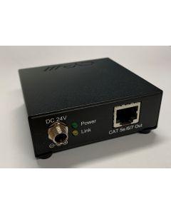 CAT Transmitter (HDBaseT LITE) HDMI 2K,4K/ RS232/ IR/ PoE 60m