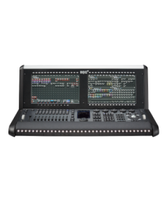 Hog 4 Console in road case with DMX Processor 8000 Package