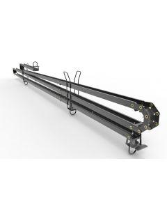 Admiral Cable guide SNAKE 4m breit und 12m hoch schwarz