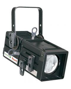 ProfileLED luminaire 100W 35°-50° Warm White c/w DMX control