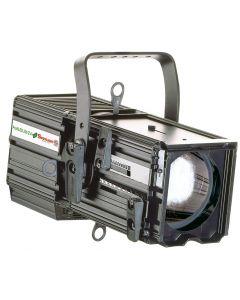 ProfileLED luminaire 200W 16°-32° Warm White c/w DMX control