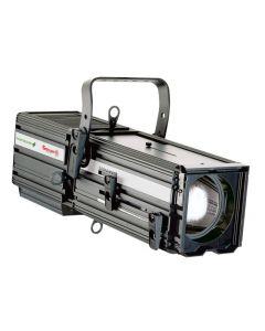 ProfileLED luminaire 250W 10°-22° Warm White c/w DMX control