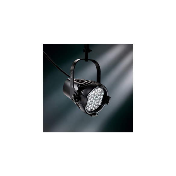 D40 Studio HD Scheinwerfer, schwarz