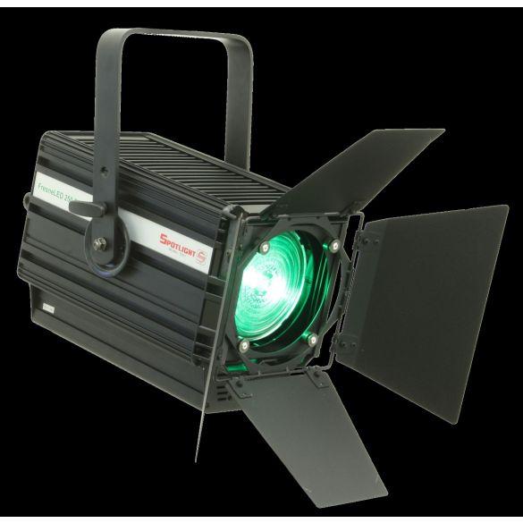 FresneLED luminaire 250W RGBW c/w DMX control