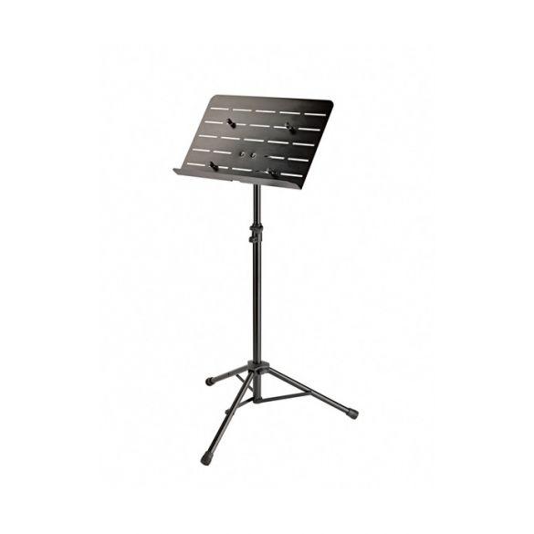 K & M Orchesternotenpult mit Tablet-Aufnahme