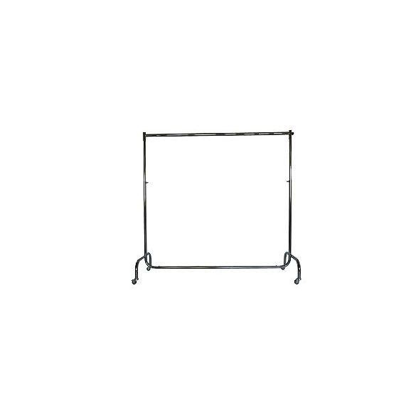 Rollständer mit Höhenverstellung Stahlrohr Ø 32 mm