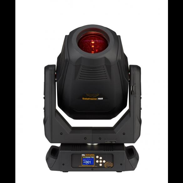 SolaFrame 750 Ultra-Brite in Karton mit Schaumstoff Passform für Road Case