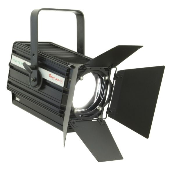 PCLED luminaire 250W Cool White c/w DMX control