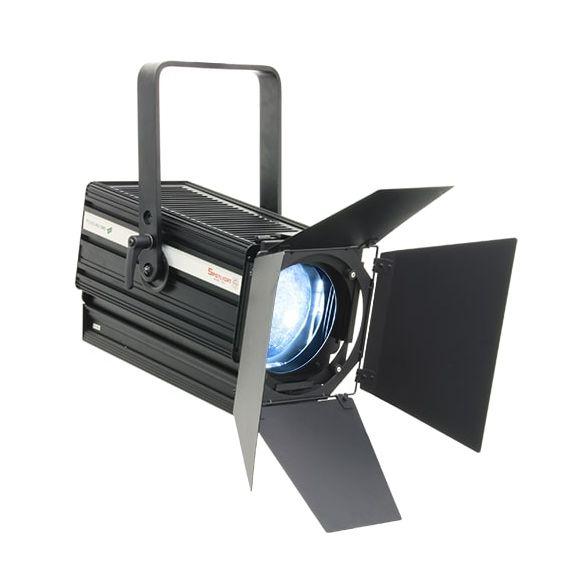 PCLED luminaire 450W RGBW c/w DMX control
