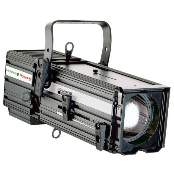 ProfileLED luminaire 200W 11°-23° Cool White c/w DMX control