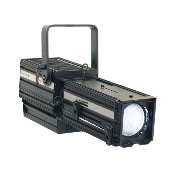 ProfileLED luminaire 450W 10°-22° Cool White c/w DMX control